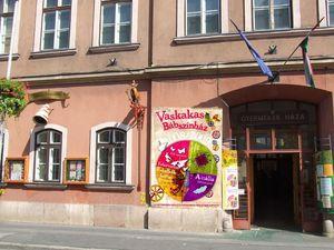 Vaskakas Bábszínház, Győr