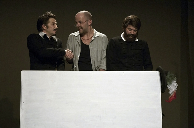 Kaisers TV, Ungarn - Pintér Béla, Friedenthal Zoltán, Thuróczy Szabolcs