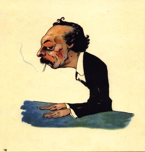 Bánffy Miklós önarcképe
