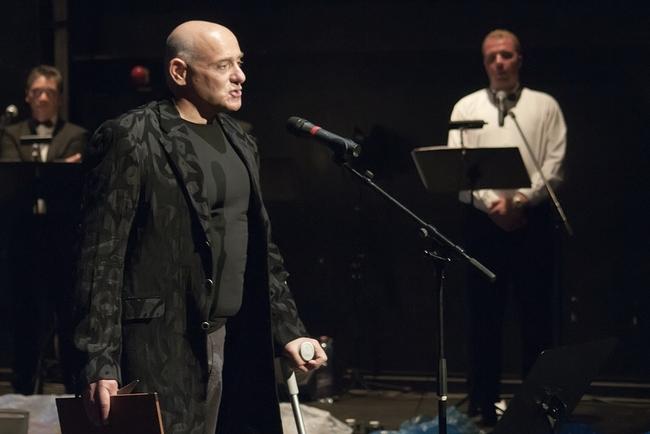 33. Színikritikus-díjátadó gála 2013 - Orlai Tibor