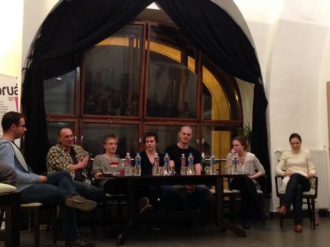A nagy füzet - KO - Jászay Tamás, Horváth Csaba, Krisztik Csaba, Nagy Norbert, Andrássy Máté, Simkó Katalin, Blaskó Borbála