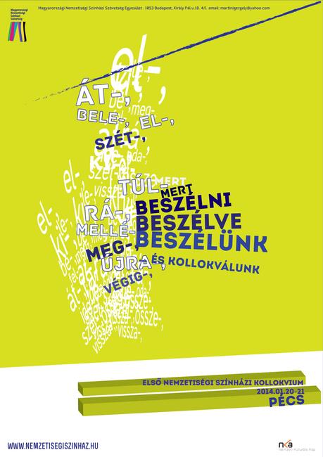 Nemzetiségi Színházi Kollokvium, Pécs