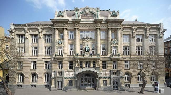Liszt Ferenc Zeneművészeti Egyetem / Zenepalota (főépület)