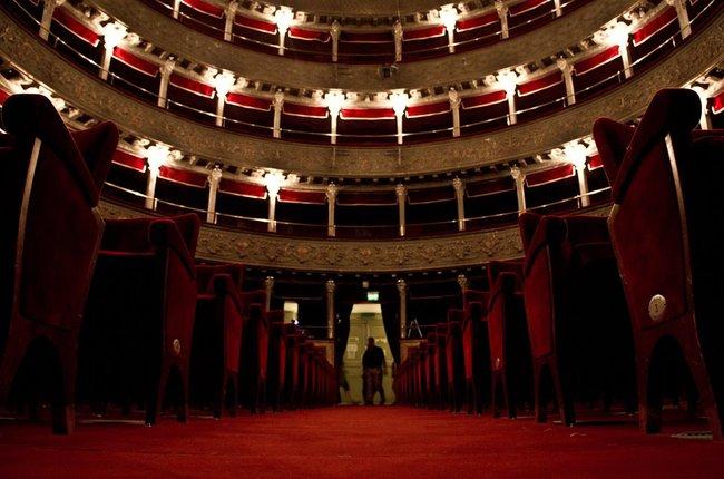 római Teatro Valle színház