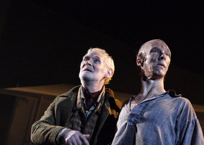 Frankenstein - Karl Johnson, Benedict Cumberbatch