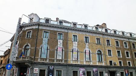 Bukarest, Állami Zsidószínház épülete