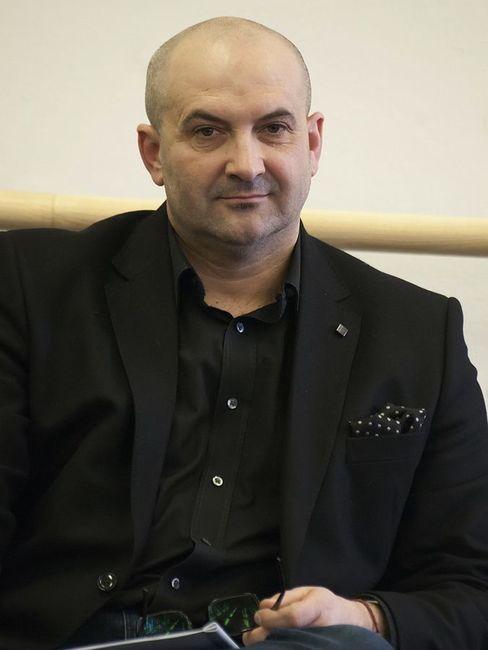 Pataki András, a Szegedi Kortárs Balett igazgatója