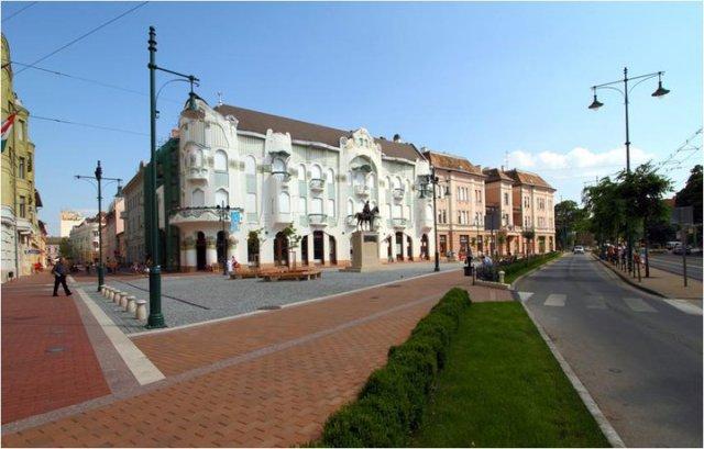 Reök-palota - Regionális Összművészeti Központ, Szeged