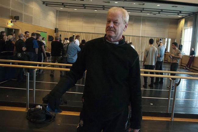 Olimpiai bajnok vívók a Nemzeti Színházban