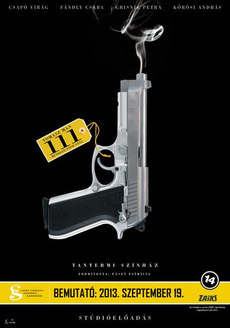 111 plakát