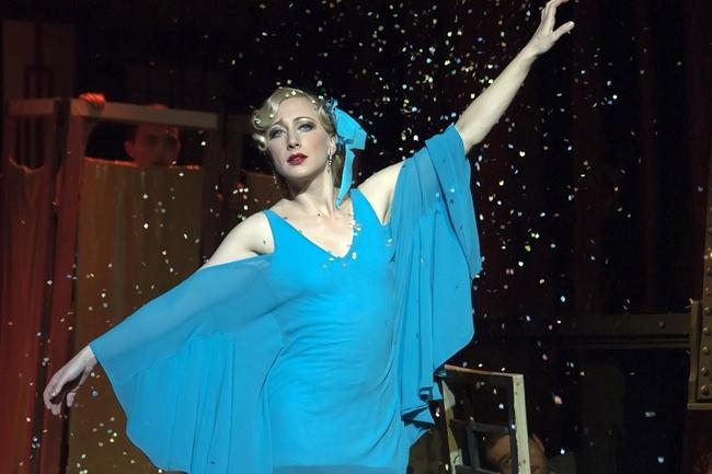 A Kék Angyal - Szandtner Anna