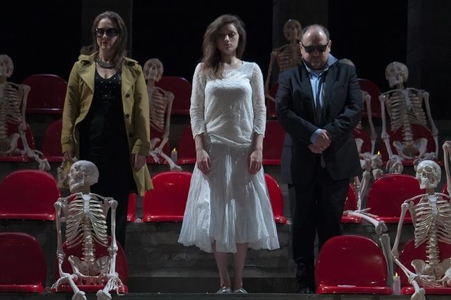 Hamlet - Für Anikó, Kókai Tünde, Znamenák István