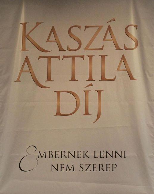 Kaszás Attila-díj