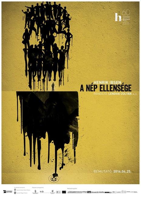 A nép ellensége plakát