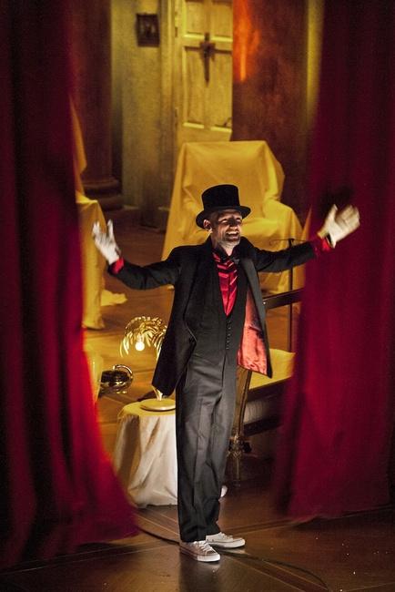 Vlaamse Opera - A kékszakállú herceg vára/Téli utazás - Tilo Werner