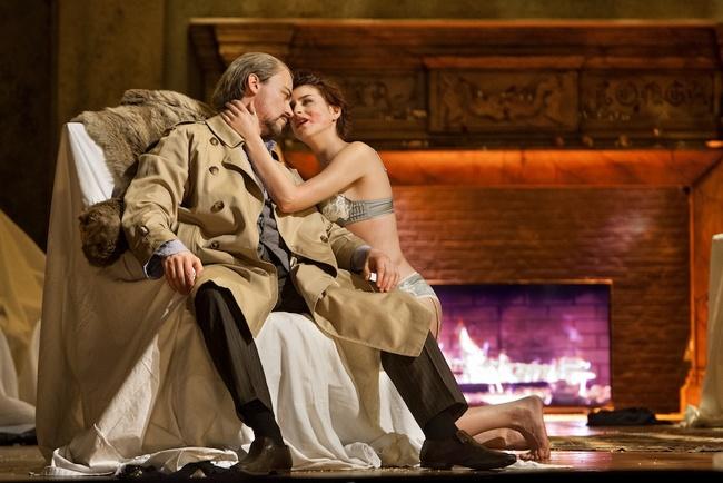 Vlaamse Opera - A kékszakállú herceg vára/Téli utazás