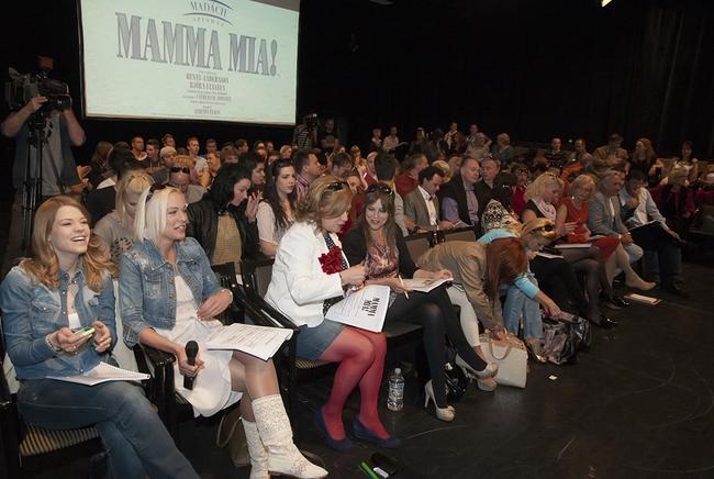 Mamma Mia! olvasópróba