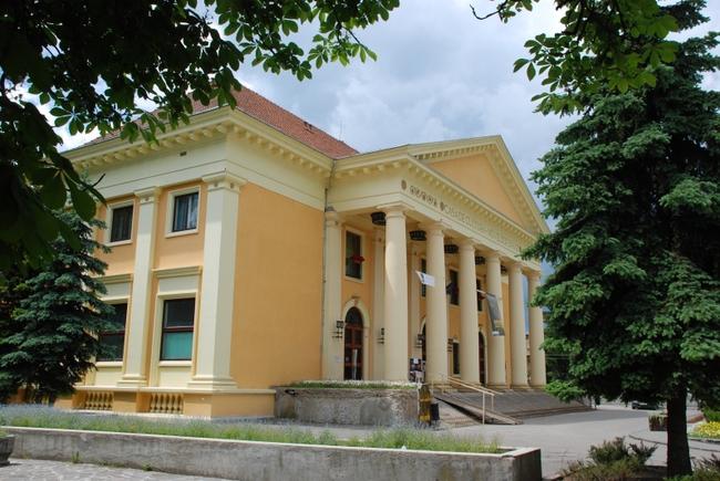 Tomcsa Sándor Színház (Székelyudvarhely)