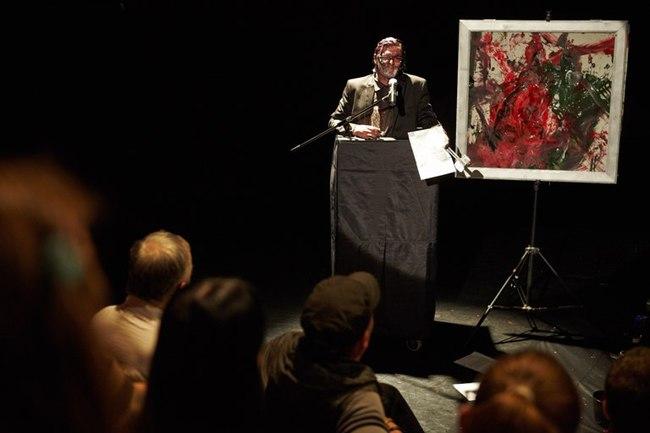 Gergye Krisztián nyerte a VI. Nemzetközi Monotánc Fesztivál fődíját