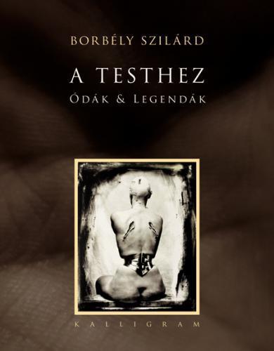 Borbély Szilárd: A Testhez című kötete
