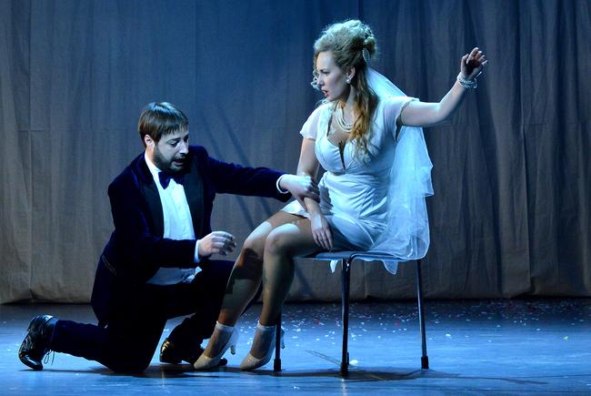 Don Giovanni - Kelemen Dániel, Molnár Ágnes