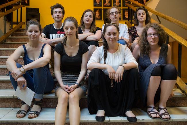 Dramaturghallgatók