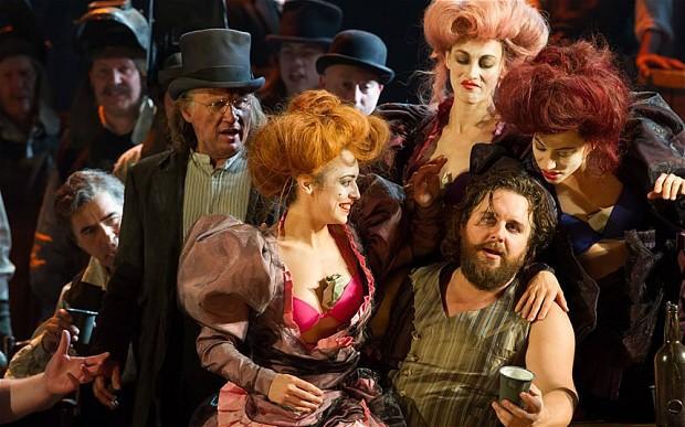 English National Opera (London) - Benvenuto Cellini
