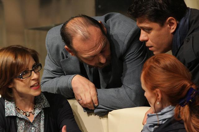 Az öldöklés istene - Pálfi Kata, Honti György, Crespo Rodrigo, Major Melinda