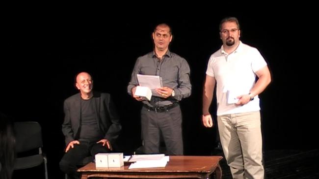 Méhes László, Tóth Tibor, Dobai Tibor