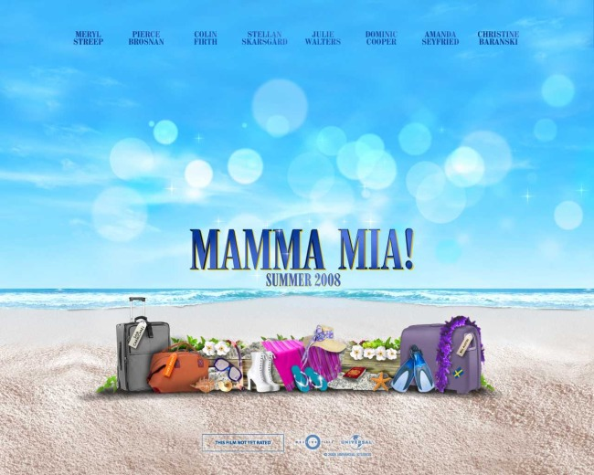 Mamma Mia! (filmplakát)