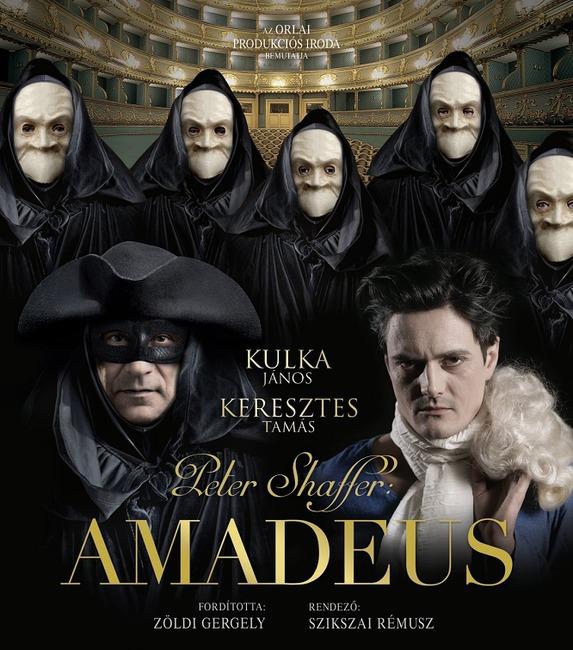 Amadeus - plakát