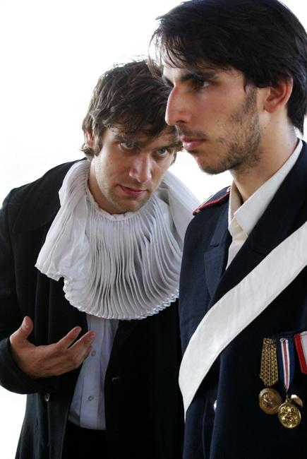 III. Richárd - Benedek Botond Farkas és Dávid Áron