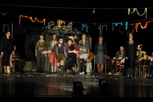 Egy&Más Vándorszínház (Lendva (SLO)): Cabaret