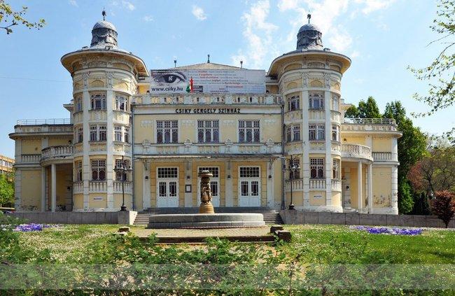 Csiky Gergely Színház