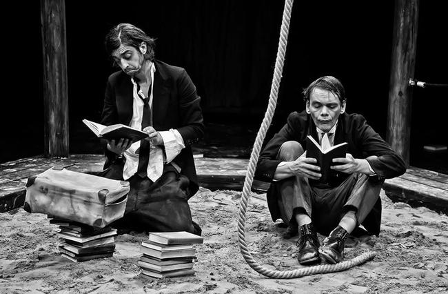 Rosencrantz és Guildenstern halott - Nagypál Gábor és Kaszás Gergő