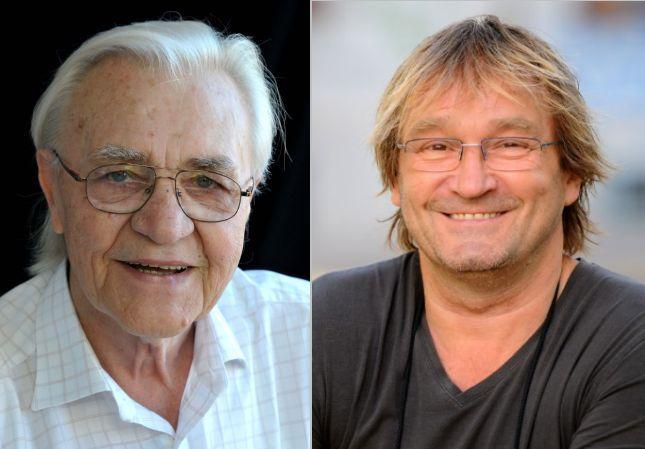 Bitskey Tibor és Cserhalmi György