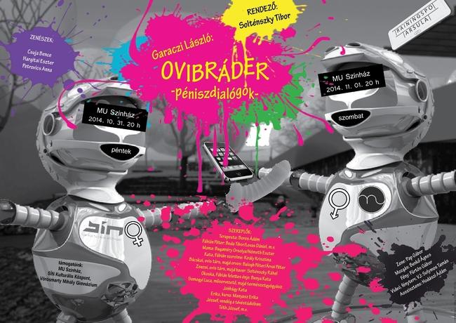 Ovibrader - plakát