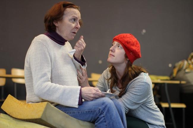Nagy Mari és Hay Anna a Szakácskönyv a túlélésért próbáján