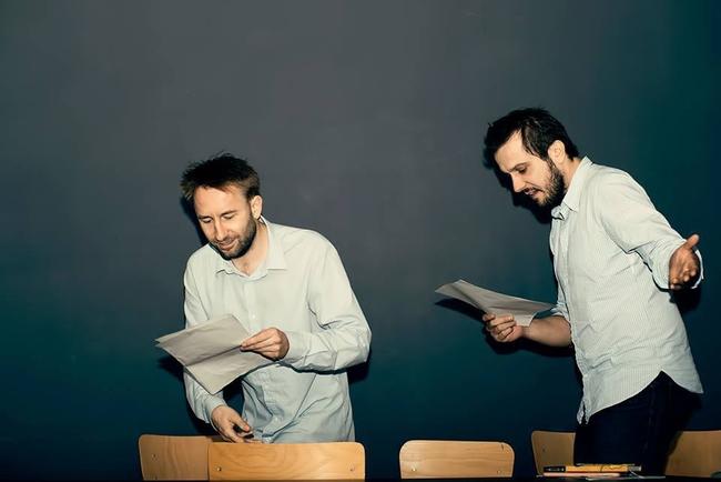40! avagy Véges élet-próba - Bánki Gergely és Mészáros Béla
