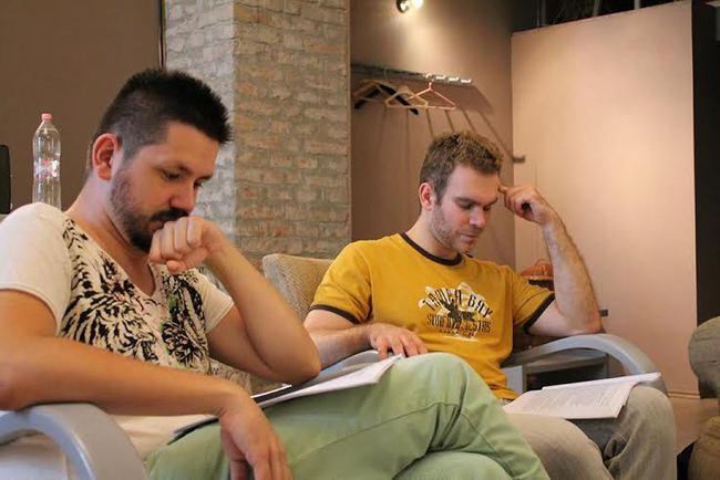 Baku György és Makray Gábor