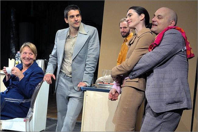 W.S.Othello - Molnár Erika, Kovács Krisztián, Sipos György, Homonnai Katalin, Rába Roland