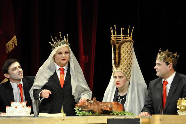 János király - Polgár Csaba, Pogány Judit, Takács Nóra Diána, Debreczeny Csaba