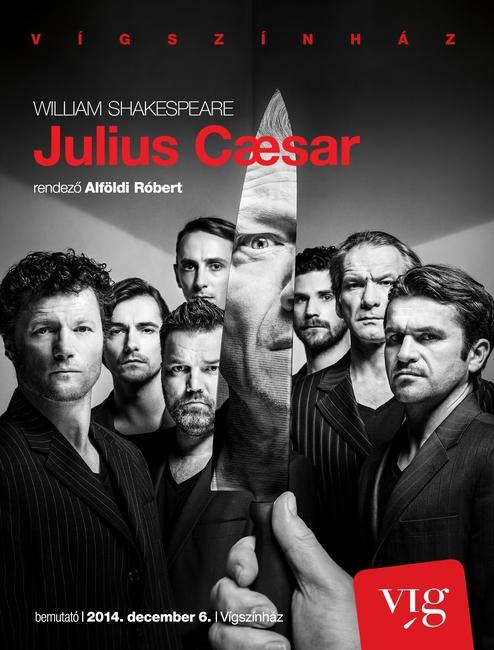 Julius Caesar - plakát