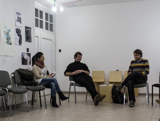 Beszélgetés Emel Dev és Michał Marek-Młotm műfordítókkal