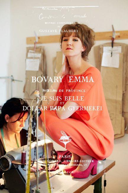 Bovary Emma - Kiss-Végh Emőke