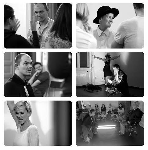 Stílusgyakorlatok - Maladype Színház