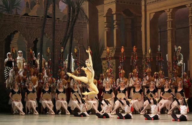 Mariinszkij Balett - A bajadér