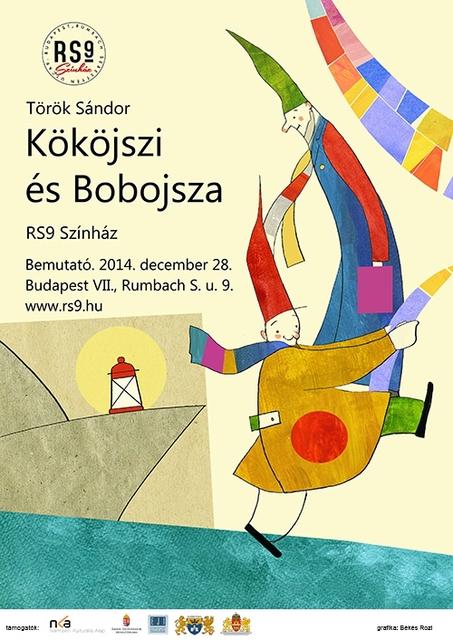 Kököjszi és Bobojsza - plakát
