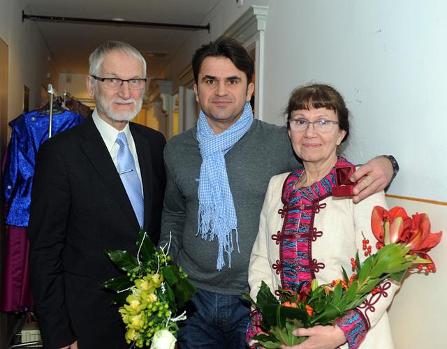 Szigethy Gábor, Csőre Gábor, Gábor Júlia
