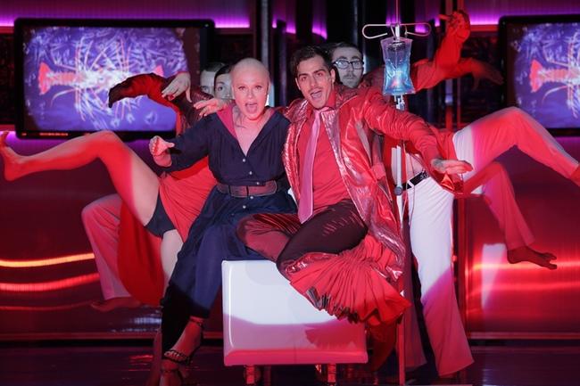 Happy Ending - Hegyi Barbara és Nagy Dániel Viktor